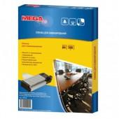 Заготовки для ламинирования Pro Mega Office 216х303 (А4), 100шт/уп