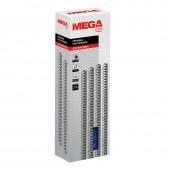 Пружина для переплета Pro Mega Office, пластик, 8 мм, 100шт/уп