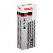 Пружина для переплета Pro Mega Office, пластик, 10 мм, 100шт/уп