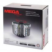 Демо-система настольная, Mega Office Fds009, карусель, 30 панелей, цвет черный, ст.1