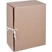 Короб архивный 280х170х380мм, вертикальный 357