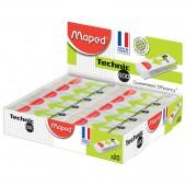 "Ластик виниловый ""Maped"" Technic, карт.футляр, 61х22х12 мм, Франция, ст.20"