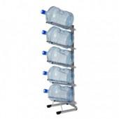 Стеллаж для воды бутилир. на 5 тар, F_Стэлла-5, 360х450х1420