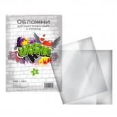 Обложка для контурных карт, №1School, Graffiti, 293х560х0,1мм, 5шт/уп, ст.5