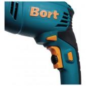 Дрель электрическая Bort bsm-900U-Q 900Вт, бзп-13мм, реверс (93727833), ст.1
