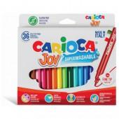 """Фломастеры 36цв., """"Carioca """"Joy"""", 40616, ст.1"""