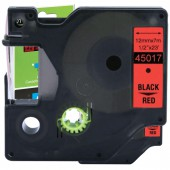 Картридж к Label принтеру DYMO LM150, LP350 9ммх7м, чер крас пласт S0720720 D1