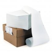 """Бумага для принтера в стопе (ЛПУ) 240х305 (12"""") бел.100%, оп, Стандарт) 2000л/уп"""