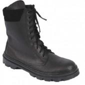 """Ботинки """"Омон"""" с высоким берцем, юфтевые, (р.40)"""