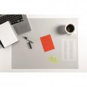 Коврик на стол для письма 50х65 см, Duraglas, прозрачная