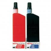 Тушь для изографов, красная, 23 мл в пластиковой бутылочке