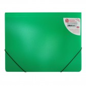 Папка на резинке Sponsor, А4, пластик 0,4 мм