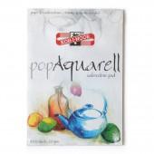 Папка для акварели А3, 10л, pop Aquarell, блок 250 г/м2