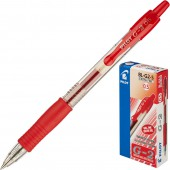 Ручка гелевая Pilot, BL-G2-5, автомат, с резин. манжеткой