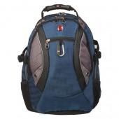Рюкзак дорожный Wenger neo цв. синий/серый, полиэстер 900D