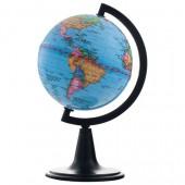 Глобус политический, d=120мм, пластиковая подставка, Россия, 10018