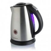 Чайник Polaris PWK 1765 CAR 1,7 л, 2200 Вт, термоиндикатор