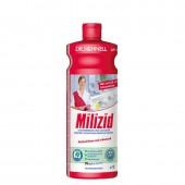 """Чистящее средство """"Milizid"""" для сантехники, концентрат профессионал, 1л, Германия"""