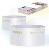 Кольцо бандерольное номинал 10 евро, 500 шт/уп