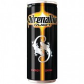 "Напиток Энергетический ""Adrenalin Rush"", 0,25л"