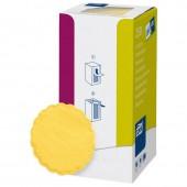 Подставка бумажная Tork 474472 д9, 8сл желтая 250шт./уп.