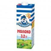 Молоко Простоквашино 3,2% 0,95л