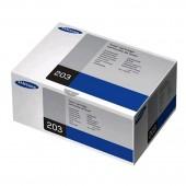 Картридж лазерный Samsung Mlt-D203S черный для sl-M3320/3370/3820/3870/4020/407