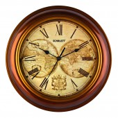 Часы настенные Scarlett SC-27A, круглые