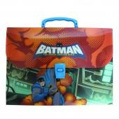 """Папка-портфель Action! """"Бэтмен: отважный и смелый"""", 0,7мм, А4, ассорти (в разборе)"""