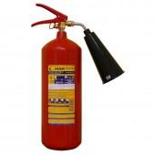 Огнетушитель углекислотный Иней ОУ-3 ВСЕ (112-03)