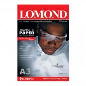 Бумага трансфер.стр. Lomond Ink Jet Transfer Paper for Light Cloth, Эконом, А4, для светл.тканей, 10
