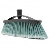 Щетка-насадка для швабры Vileda Eco, мягкая, 30см, пластик, зеленая, арт.131924 ст.1