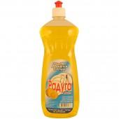 """Жидкость для мытья посуды """"Радуга"""", 1л лимон"""