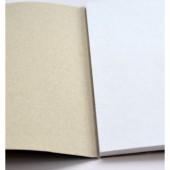 Альбом для акварели А4, 20л, склейка, блок Гознак, 200г, тверд.карт.подложка, 05664, ст.1