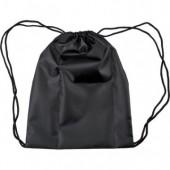 Мешок для сменной обуви, №1School, 1отд, полиэстер, 310х390, черный