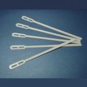 Размешиватели пластиковые белые 500шт/уп, длина 130мм, ст.1