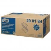 "Полотенца бумажные для держателей ""Тоrk"" Advanced H3 Soft"", 2-слойные, белые, zz-слож, 23х23 200л, 20шт/уп, 290184, ст.1"