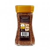 Кофе растворимый Nescafe Gold, сублимированный, 190г, стеклянная банка, насыщенный вкус,