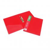 Папка с зажимом Attache F611/07, А4, толстый пластик, 17 мм