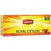 Чай черный Lipton Royal Ceylon, 25пак/уп