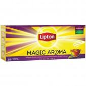 Чай черный Lipton Magic Aroma, 25пак/уп
