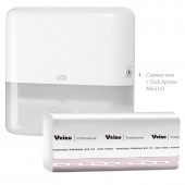 """Полотенца бумажные для держателей """"Veiro"""" F2 Premium 2сл.200л/пач 21пач/упак,  Z-слож.kz303"""