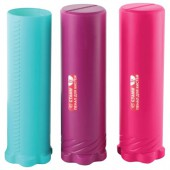 Пенал -тубус для кистей Стамм, пластик, цвета в ассорт, пн70