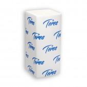Полотенца бумажные для держателей Терес Стандарт 200л/пач 20пач/упак, V-слож.Т-0226