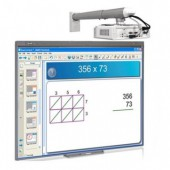 Комплект интерактивный Smart Board sb480iv4