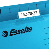 Подвесная папка Esselte Pendaflex Plus Foolscap, синий, цена за 1шт