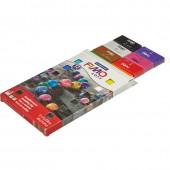 Глина полимерная комплект из 12-ти блоков,Fimo,soft,8023 01