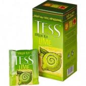 Чай зеленый Теss Лайм 1,5г*25пак
