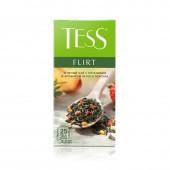Чай зеленый Теss Flirt 1,5г*25пак
