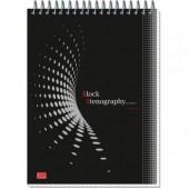 Блокнот А5,  60л, спираль, клетка, Stenography, обл.картон, арт.6с10, ст.40